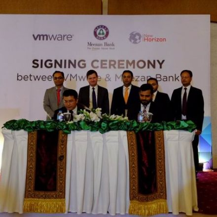 VMware Partners with Meezan Bank