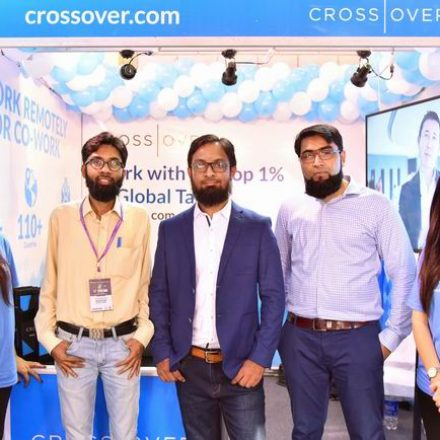 CROSSOVER Pakistan participates in the ITCN Asia 2017