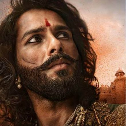 After Deepika, Now Shahid Kapoor's first-look from 'Padmavati' revealed