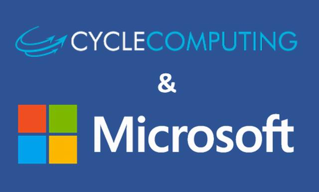 Cycle computing is now acquired by Microsoft