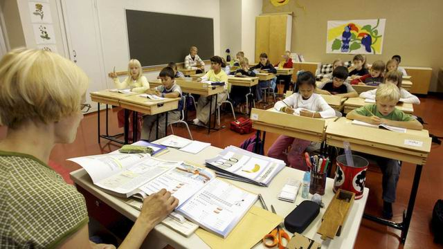 Finnish government announced more funds for education of immigrant students and teachers