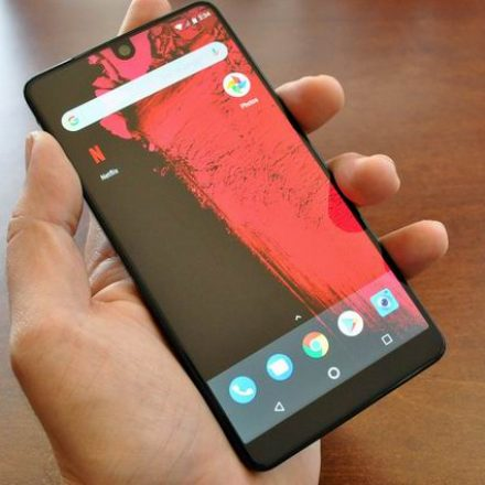 Essential is taking on giants with a small-batch smartphone