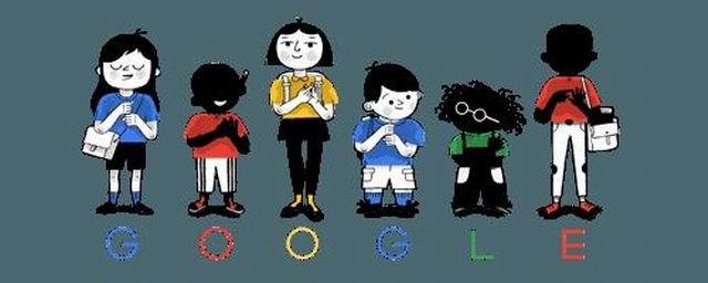 Google honors Thomas Braidwood's work thought its doodle art.