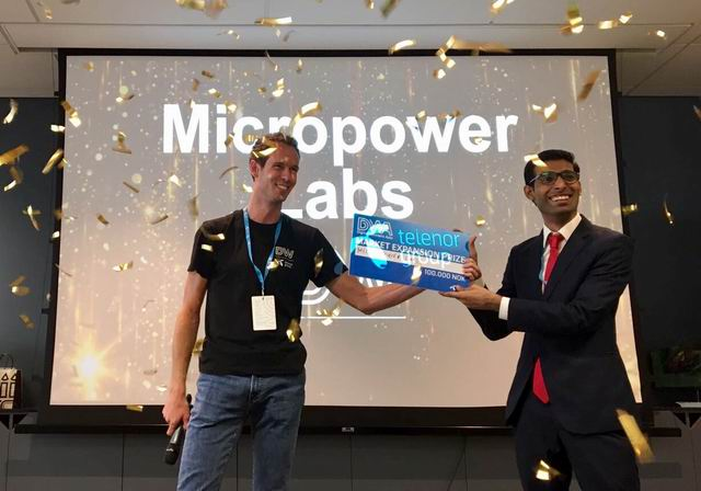 Pakistani startup Micropower Labs shines at Telenor's Digital Winners Asia in Singapore
