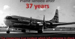 Mysterious Flight 914 from New York seems to be a fictitious story