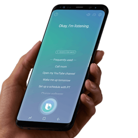 Galaxy A series of 2018 is rumored to have a Bixby button