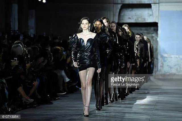 ban on ultrathin and underage models is working in Paris