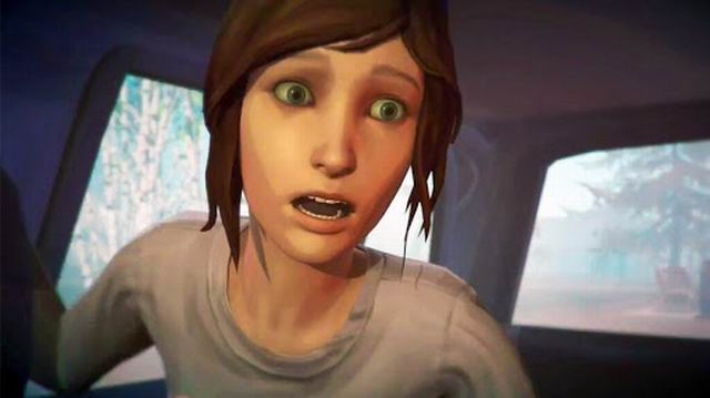 "Plot of the ""Life is Strange : Before the Storm"" deals with the present not the future"