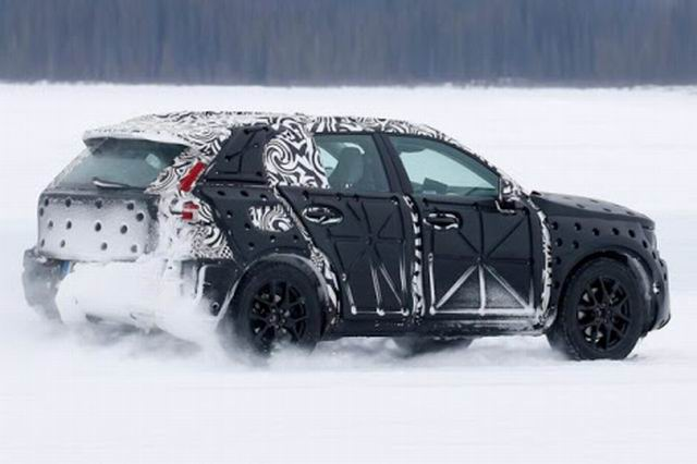 The new Volvo XC40 has been unveiled