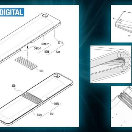 Leaks show Incredible Folding Design of Samsung Galaxy X Phone