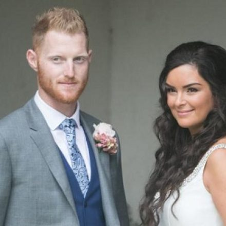 England all rounder Ben Stokes marries with Clare Ratcliffe
