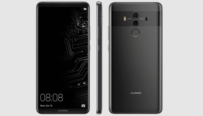 Here are the leaked prices of Huawei Mate 10 series