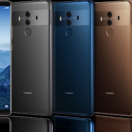 Huawei Unveils the HUAWEI Mate 10 and HUAWEI Mate 10 Pro