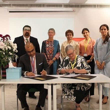 Bank Alfalah and British Council Pakistan Operational Alliance Signing Ceremony