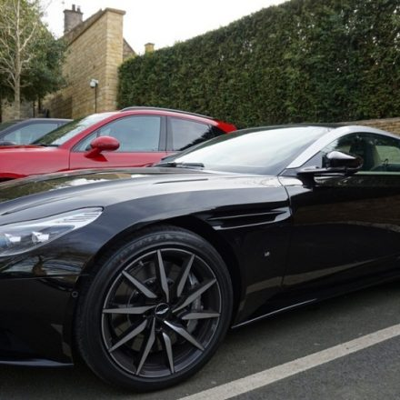 £144,900 New Aston Martin DB11 V8 2017  is on sale now