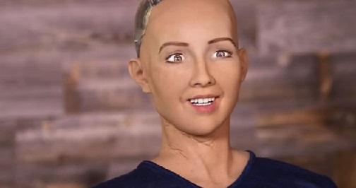 Sophia: a humanoid robot gets citizenship of Saudi Arabia