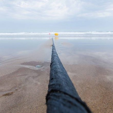 Facebook and Microsoft created a big undersea cable to boost up the speed