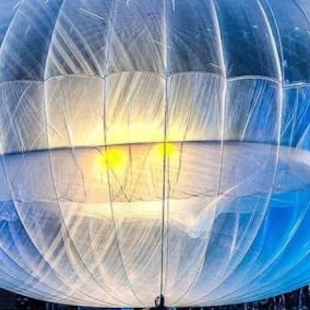 Alphabet's balloons will provide cellular services to Puerto Rico