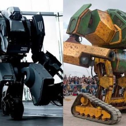 Get ready to watch the International Robot Duel on  October 17