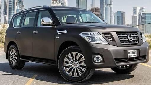 Nisan Patrol is the best car for resale in UAE