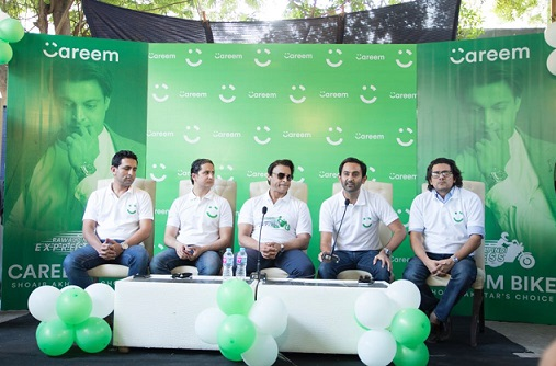 CAREEM CHOOSES A PACK LEADER FOR ITS NEW FLEET OF BIKE
