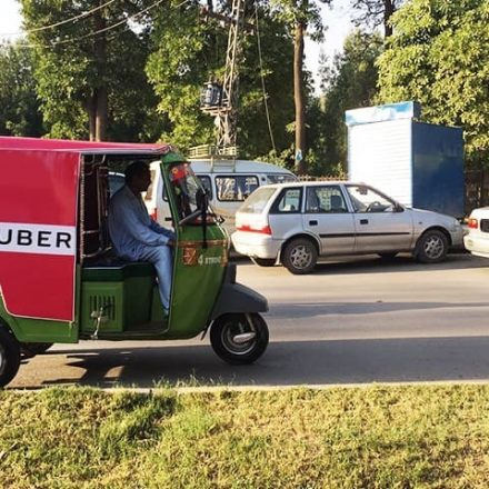 Uber AUTO now available in Faisalabad