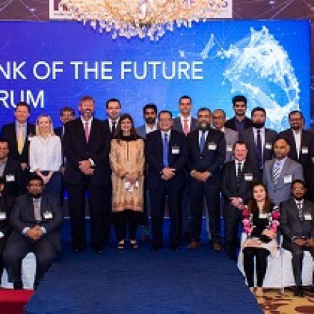 NDC organizes Bank of the Future Forum in Karachi.