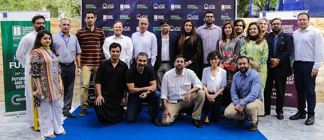 Dadabhoy Institute of Higher Education Leads Futures Training in Pakistan