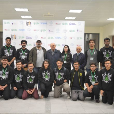LUMS Hosts Startup Weekend Lahore 2017