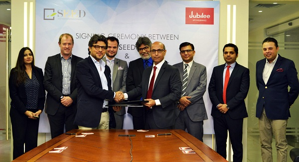 "Jubilee Life collaborates with Prince's Trust International and SEED Ventures for ""Enterprise Challenge Pakistan"""