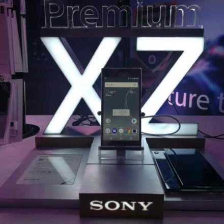 Sony Xperia officially comes back to Pakistan with its 7 Smartphones
