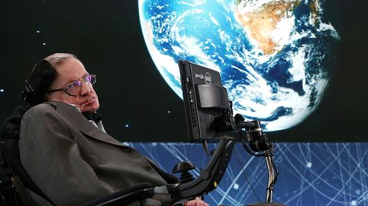 Stephen Hawking predicts that Earth might become a 'ball of fire' in 600 years