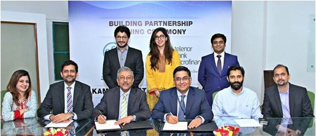 Telenor Microfinance Bank partners with EFU Life to upgrade its mass marketproduct