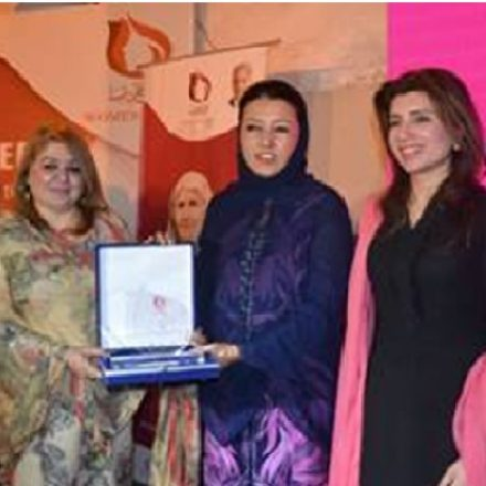 Loan Client of FINCA selected for the Bano-Qudsia Award for Creativity