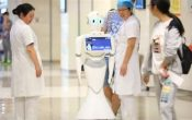 This Chinese robot passes written medical exam