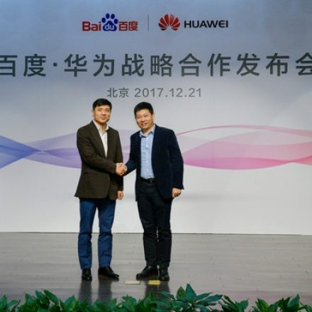 Huawei and Baidu on the way to develop an open AI mobile ecosystem
