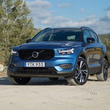 Volvo XC40 SUV can be your next luxury vehicle