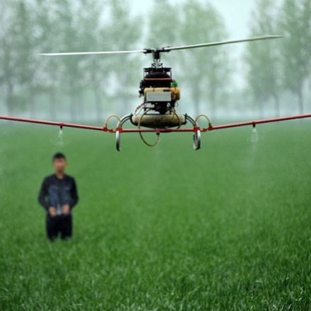 Punjab Government launches drone technology in farming sector