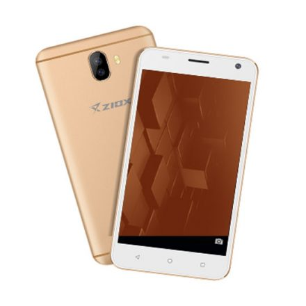 Duopix R1 by Ziox Mobiles supports the latest Android 7.0 OS