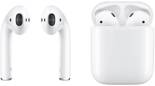 That how to set up new AirPods