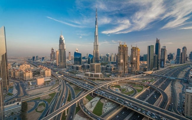 Dubai to become the world's first Blockchain-powered government
