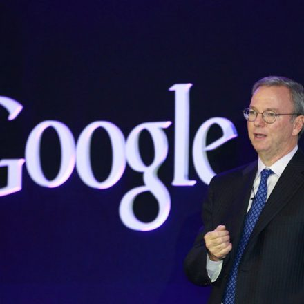 Eric Schmidt steps down from Executive Chairman of Google's Parent company Alphabet