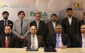 MCB ArifHabib Savingssigns agreement with 1LINK to becomeits first PayPak Affiliate member