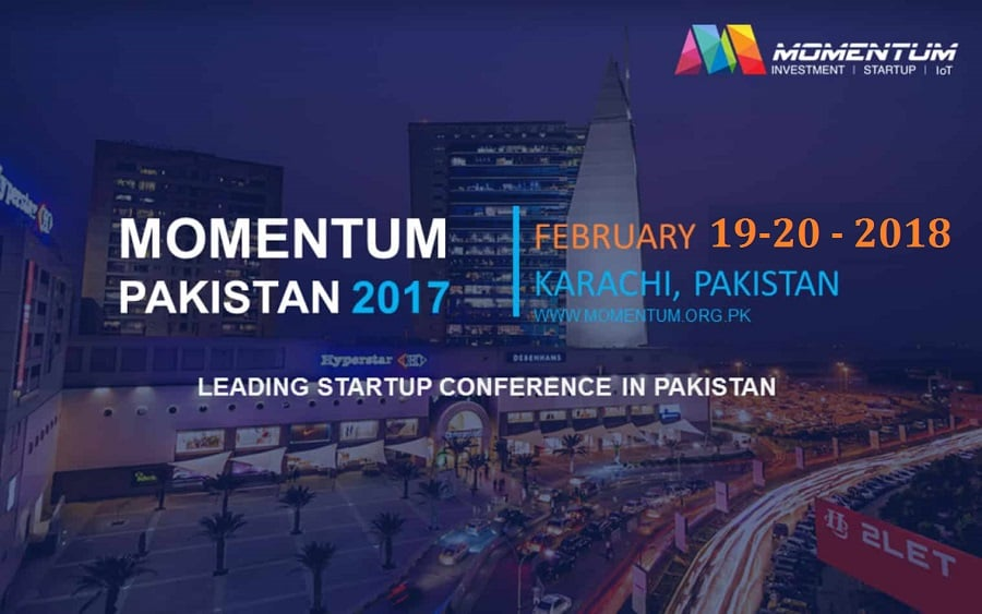 Momentum Digital world's all-time giants like Facebook, Amazon, IBM, and Microsoft are going to mentor and support with tools and funds the Pakistani.