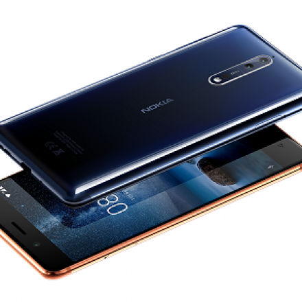 Nokia 8: Three firsts in one precision designed flagship