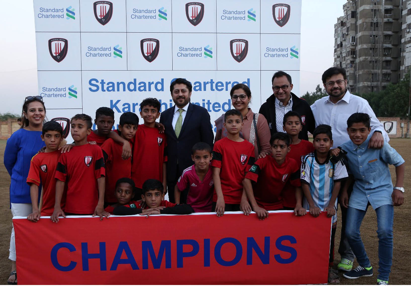 Standard Chartered Karachi United Youth League Concludes with Impressive Finale