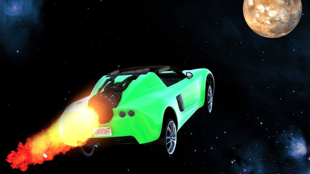 Musk Of Electric Car Fame