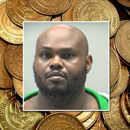Is it true that a Guy Did a Scam of $1 Million by Selling Chuck E. Cheese Tokens as Bitcoins?