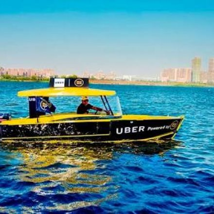 Uber BOAT starts serving the people in Middle East