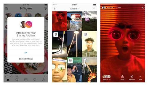 How to save your Instagram Stories automatically